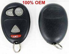 100% OEM GM BUICK PONTIAC OLDSMOBILE keyless Entry Remote L2C0007T 9364556-4575