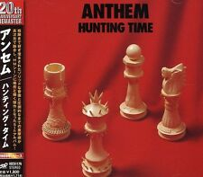 Anthem - Hunting Time [New CD] Bonus Track, Japan - Import