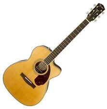 Super Akustik-Western-Gitarre Fender Paramount PM-3 Triple-0, vollmassiv, Koffer