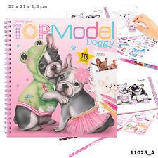 Depesche 11025 Create Your Topmodel Doggy Malbuch