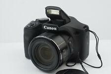 Canon Powershot SX540 HS Digitalkamera 20.3 Mio. Pixel Opt. Zoom: 50 x Schwarz