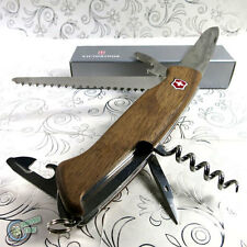 0.9561.63 38020 Victorinox Swiss Army Knife RangerWood 55 Ranger Wood Pocket