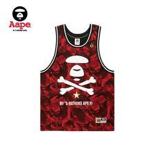 Aape by Bathing Ape Tank Top Logo Print / Summer '18 / Small / Aape Universe