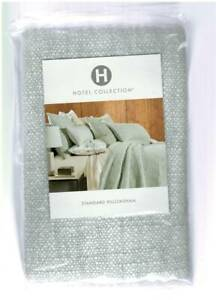 Hotel Collection Seaglass Standard Pillow Sham