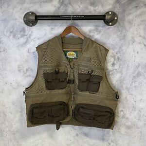 Cabela's Outdoor Gear Mesh Fishing Vest Pockets L