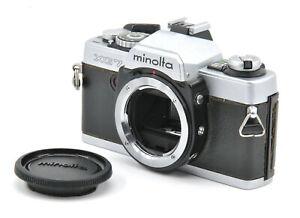 Minolta XG-7 SLR Film Camera For Minolta MD Mount! Good Condition!