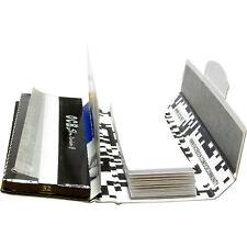 OCB Longpapes mit Filtertips Slim Filter Tips Blättchen Long Papers (1 Heftchen)