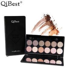 2016 New 12 Colors Matte Eye shadow Palette Nude Smoky Eye shadow Kit Eye Beauty