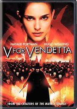 V For Vendetta (Blu-ray Disc & DVD, 2008)