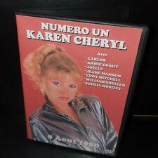 Numero Un Karen Cheryl - 8.08.1980 (Carlos/ Annie Cordy/ Eddy Mitchell ...)