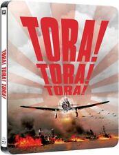 TORA! TORA! TORA! (Blu-ray Disc, Steelbook U.K.) NEU+OVP