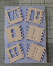 Linka Compatible NEW NS01 STONE Faced Mould New Square Windows and doors
