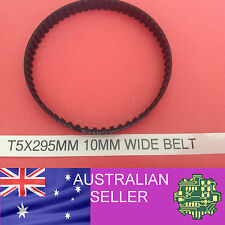 Timing Belt T5 295mm long 10mm wide