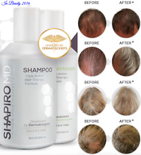 Shapiro MD Shampoo + Conditioner Set (1 Month Supply)