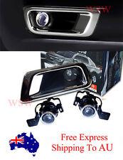 Spot Driving Fog Lights Fog Lamps Kit For Holden Colorado 2012 to 2016 RG Front