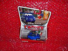 Disney Pixar Cars Alberto  Race Fans