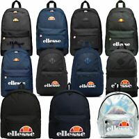 Ellesse Regent Backpack Bag - Various Colours