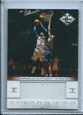 2012-13 Panini Limited Lights Out Carmelo Anthony 28/199