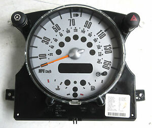 Genuine Used MINI Instrument Cluster Speedo Clocks for R50 R52 R53 - 6957297
