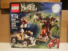 LEGO Monster Fighters - Rare -  Werewolf 9463 - NEW - open box - see photos
