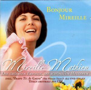 Mireille Mathieu - Bonjour Mireille (2004)
