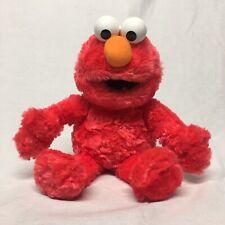 "Gund Elmo Sesame Street 2002 Plush Toy 14"" Red Stuffed Animal 75351"