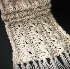 ORIGINAL Knitting PATTERN - Trendy Reversible Lantern Scarf (for BEGINNER)