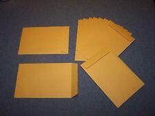 25  -  6 1/2 x 9 1/2 Catalog Envelopes.  Gummed flap, 28lb Kraft  ( 6.5 x 9.5 )