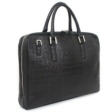 Cow Leather Man Business Briefcase Man Business Bags Men Bags OMB5053 Black