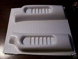 Oil Coolers for a 1/8 Scale F4U-1 Corsair