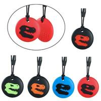 Chewable Necklace for Kids Teething Toys Designed for Autism Sensory Teether Toy