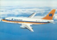 Hapag Lloyd Boeing 737 200 Posted 1988