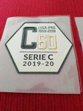 Toppa Patch Serie C 2019/2020 SSC BARI REGGINA CATANIA MONOPOLI Originale