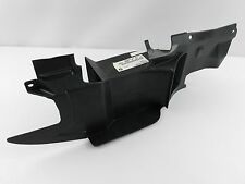 BMW 540i & 540iP OEM Air Duct Left Engine Compartment Screening #51718218345