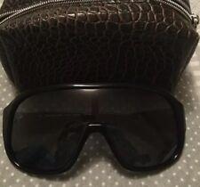Michel Kors Oversized Black Tortoise Sunglasses
