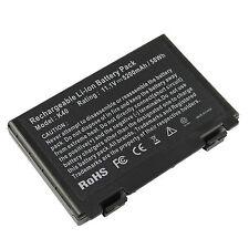 Battery for ASUS K60IJ K50IJ K50I K60I A32-F82 A32-F52 X8B X8D L0690L6 L0A2016