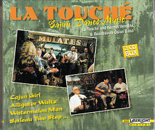 COFFRET 2 CDs 38t LA TOUCHE AND KERMIT VENABLE CAJUN DANCE MUSIC 2001 TBE