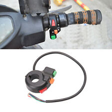 "3 in 1 Motorcycle ATV 7/8"" Handlebar Switch Horn Turn Signal On Off Button Hot!"
