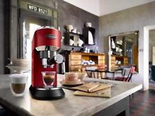 De'longhi Dedica Ec685.r Café de Pompe Acier Inoxydable Capuccinatore 15 Bar