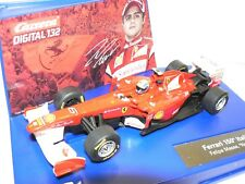 Carrera Digital132 30626 Ferrari 150 Italia Felipe Massa No. 6 NEU
