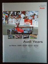AUDI R8 YEARS LE MANS 1999-2000-2001-2002,Volker Herbert-Kraling Bodo
