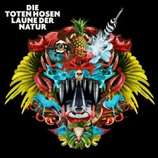 DIE TOTEN HOSEN - LAUNE DER NATUR (+ LEARNING ENGLISH LESSON 2) 2 CD NEW!
