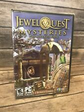 Jewel Quest Mysteries The Seventh Gate - PC Hidden Object Game - Brand New