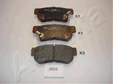 51H04 KIT PASTIGLIE FRENO POSTERIORI HYUNDAI TUCSON (JM) 2.0 CRDi 103 KW 140 CV