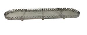 """Sterling Silver, 4 Section, Table Plateau / Surtout De Table. Maximum Length 65"""""""