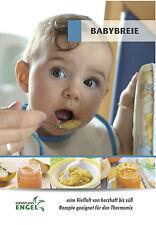 BABYBREIE BABYBREI geeignet für Thermomix TM5 TM31 TM21 Baby Kochstudio-Engel