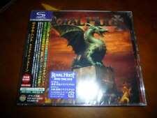 Royal Hunt / Cast In Stone JAPAN+1 SHMCD+DVD NEW!!!!! *P