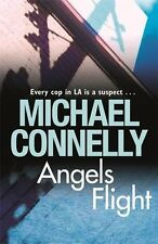 MICHAEL CONNELLY __ ANGELS FLIGHT ___ SHOP SOILED ___ FREEPOST UK