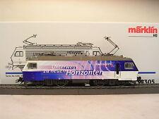 """Märklin h0 34305 e-Lok br re 446 448-3 """"swisscom"""" modelo de metal delta/Digital-b57"""