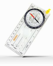 AOFAR Map Compass AF-5D Hiking Camping Backpacking Emergency Outdoor Survival